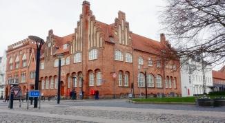 Esbjerg gamle posthus